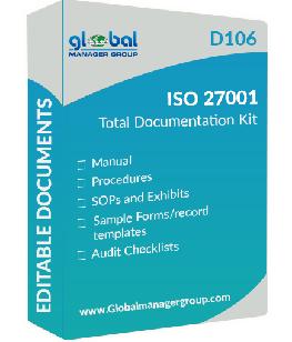 ISO 27001 Documents