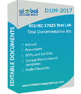ISO 17025-2017 Documents