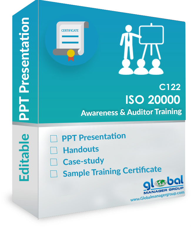 ISO 20000 Training Presentation Kit